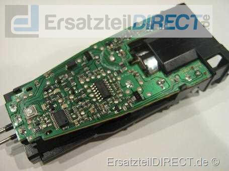Rasierer Series 3, Contour Antrieb mit Platine 2 LEDs (4h Ladezeit) Nur für (Type 5735) 390 und 5790 (! Nr. doppelt vergeben), 5895, 5897 OHNE AKKUs (2x erforderlich) Shaver PCB without battery 67030444