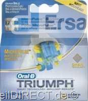 Braun Zahnbürstenaufsatz Triumph EB25-2 MicroPulse