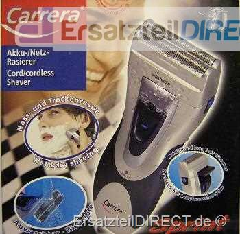 Carrera Rasierer Sprint 2525 Classic Akkubetrieb #
