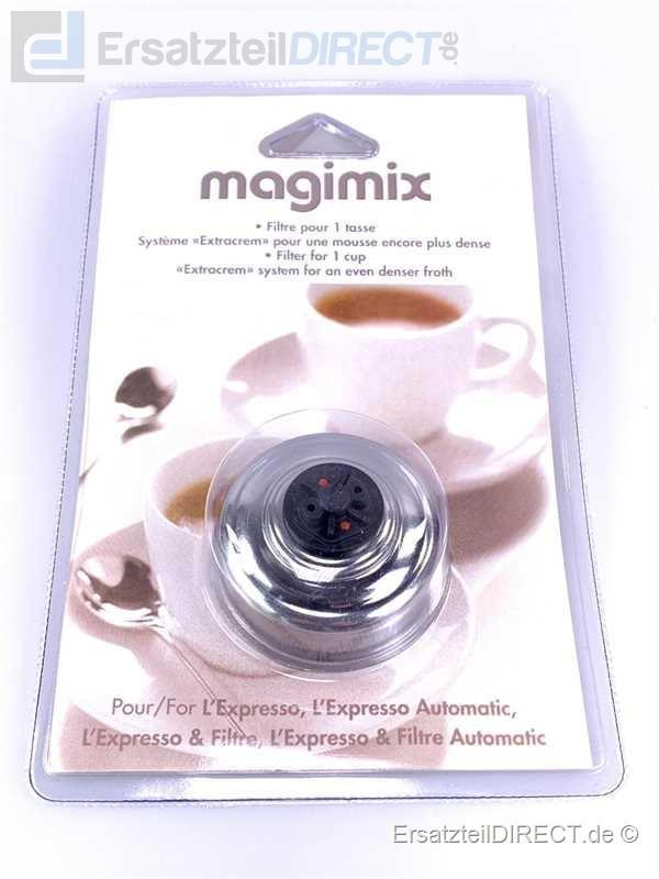 magimix Espresso Sieb Filter für 1 Tasse zu 11401