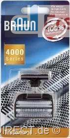 Braun Kombipack 4000 (alte Ausführung # )