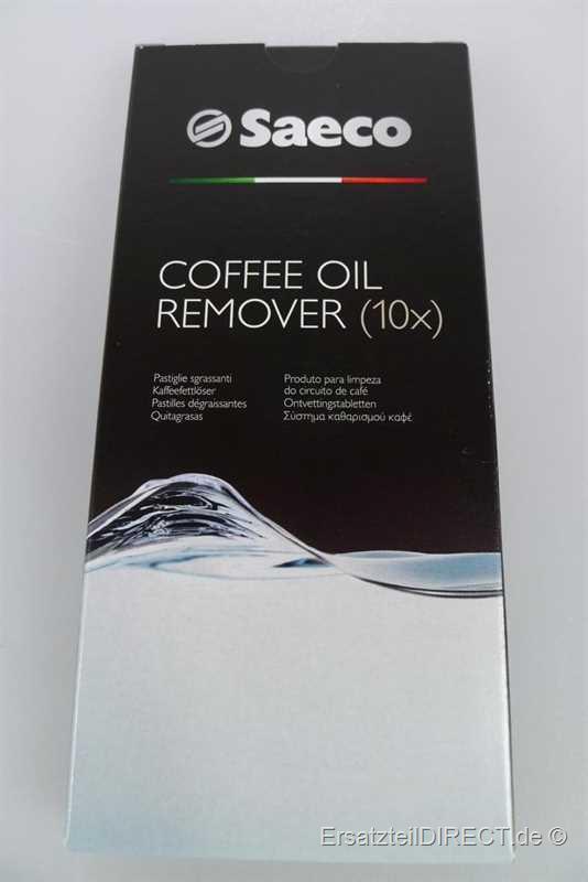 Saeco Vollautomaten Kaffee Öl Entferner CA6704 10x