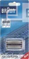 Braun Scherfolie SB8000 /51S /360 complete Serie5