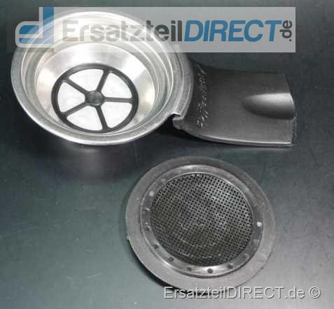 """Kaffeepulverhalter """"Coffeeduck"""" für normalen Pulverkaffee Für die Nutzung herkömmlichen Kaffeepulvers in der Padmaschine Kompatibel für Senseo-System (2. Generation) wie z.B.: Alle HD7820, HD7822, HD7823, HD7824, HD7830, HD7841, HD7842 Preisgünst"""