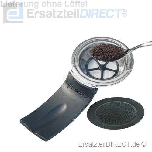 padhalter kaffeepulverhalter f r 1 tasse kaffee scanpart. Black Bedroom Furniture Sets. Home Design Ideas