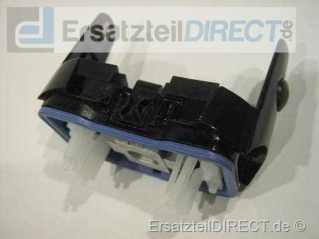 Rasierer Kopfträger (schwarz) für Series 3 Modelle Typ (5736, 5739) 350, 360, 5775, 5873, 5874 67030443 black