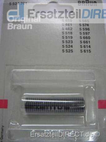 Braun Klingenblock Messer-Blade 524 (596 597 614)