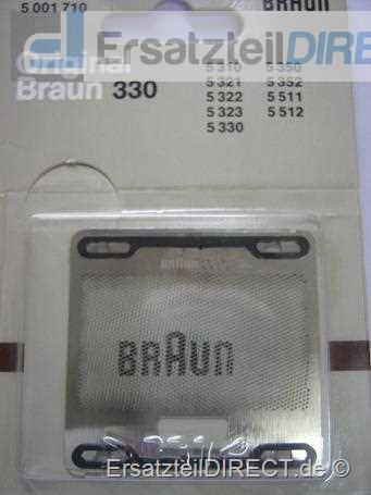 Braun Scherfolie / Scherblatt / Scherteil SB 330 #