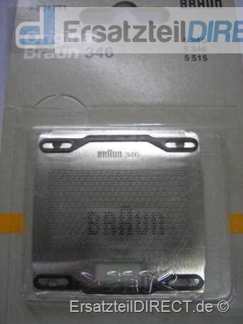 Braun Scherfolie Scherblatt SB 346 - SIXTANT 600 #