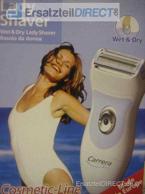 Carrera Ladyshaver CosmeticLine WET&DRY (Akku)2276