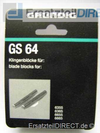 Grundig Klingenblock GS64 (RPS6400 GS Xenic XS 64)