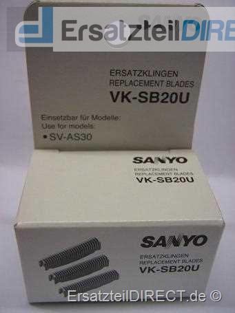 Sanyo Klingenblock VK-SB 20U (VK-SB20U /0220-7020)