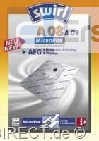 Swirl Staubsaugerbeutel A08 / A09 MicroPor (AEG...