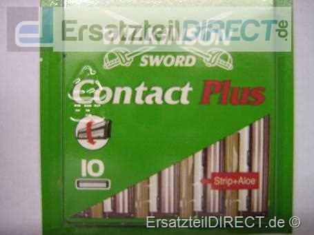 Wilkinson Ersatzklingen Contact plus / 10er-Pack