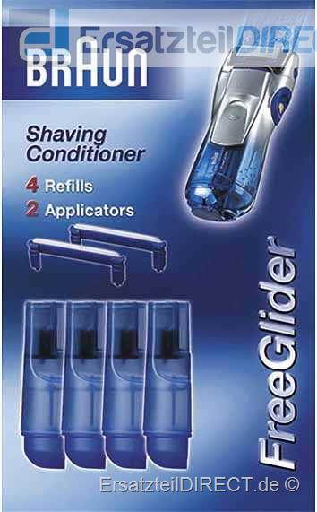 Braun Shaving Conditioner - 4er Rasierlotion SCR4#