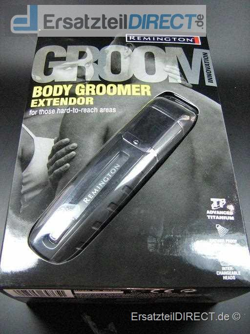 Remington Body HairTrimmer BHT600 Titanium Active#