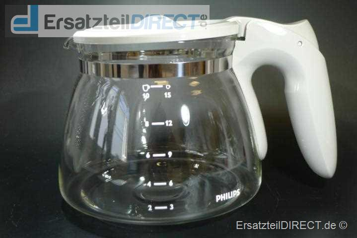 Philips Kaffeekanne Glaskanne HD7447 HD7461 #