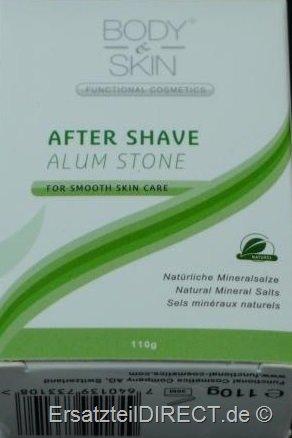 Body&Skin Alaunstein After Shave 110gr.