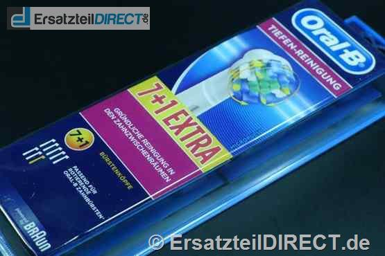 Braun Oral-B Zahnbürstenaufsatz Micro Pulse EB25-8