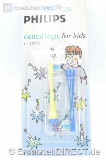 Philips Ersatzbürste dental logic for kids HP5927
