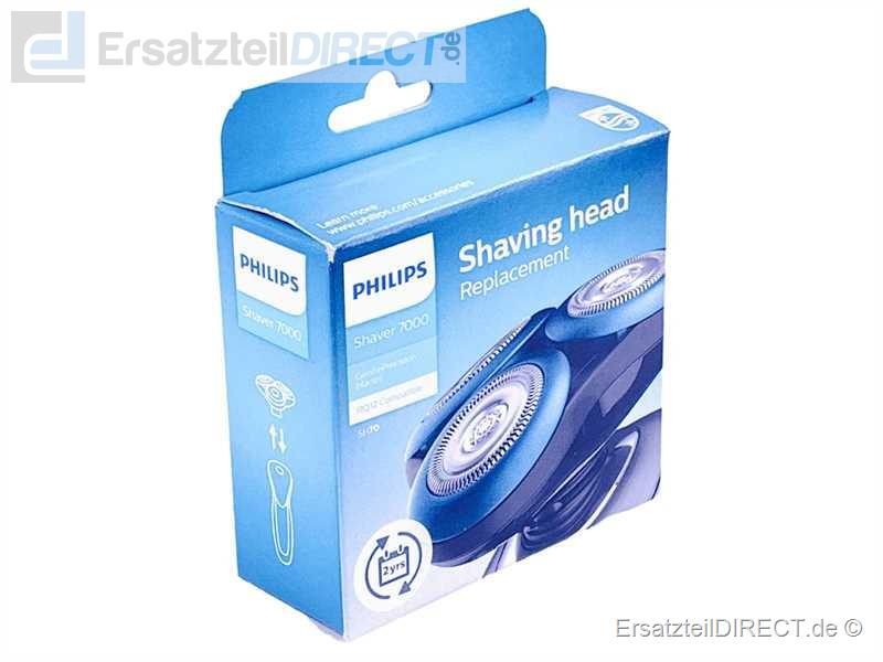 Philips Scherkopf-Set SH70 Philishave GentlPrecisi