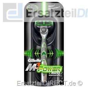 Gillette M3 Power Naß-Rasierer (Apparat) #