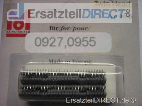 Moser / Privileg Klingenblock zu 0925 /0927 /0955#