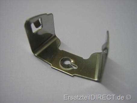 Philips Halteklammer 2 (bracket smal) zu HQ 7850