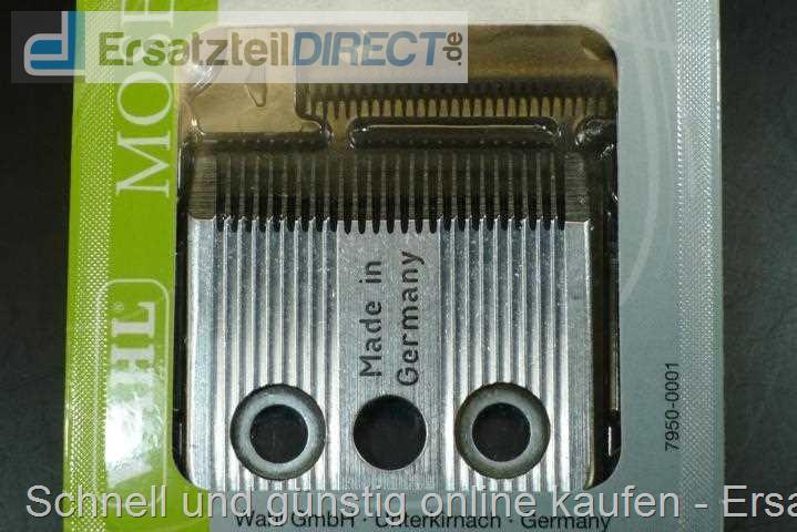 Wahl Moser Ermila Schneidsatz 1401-7600 für Type 1170 1420 1400 NEU