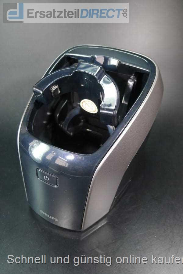 Philips Shaver Jet Cleaning System CRP329 To Clean Your RQ10 Shaving Head Heads