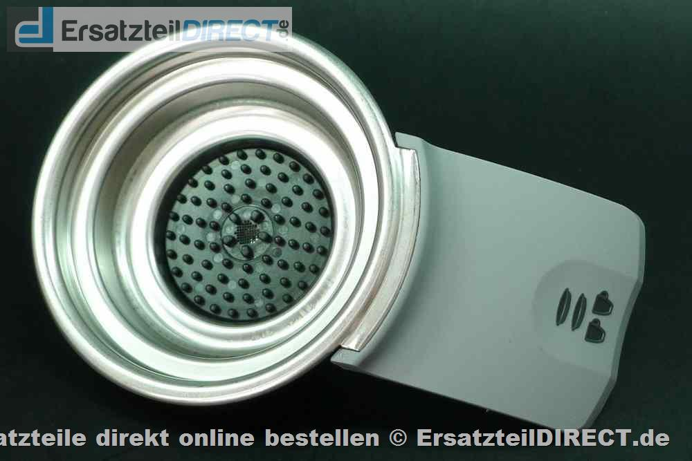 Philips Senseo Padhalter 2 Tassen HD7830/60/B 422225939250