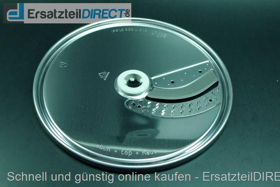 K3000 Küchenmaschine Braun 63210635 Juliennescheibe für Küchenmaschine K850