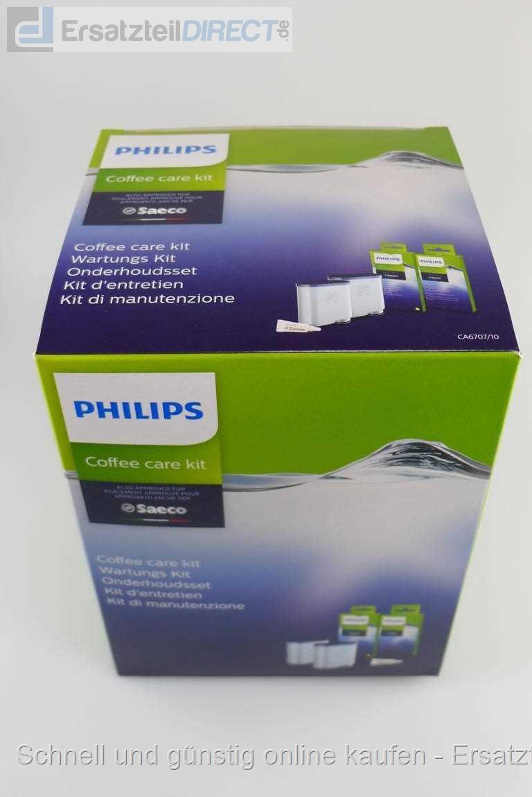 Saeco Philips KaffeemaschineWartungs Kit CA6707 CA6707