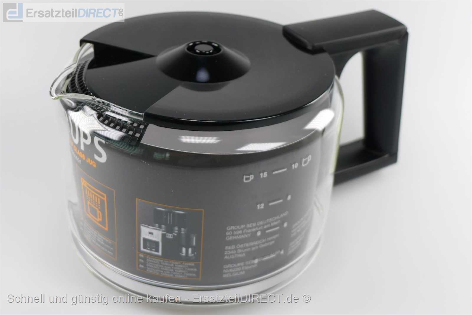 black Krups Xb900601/Coffee Jug