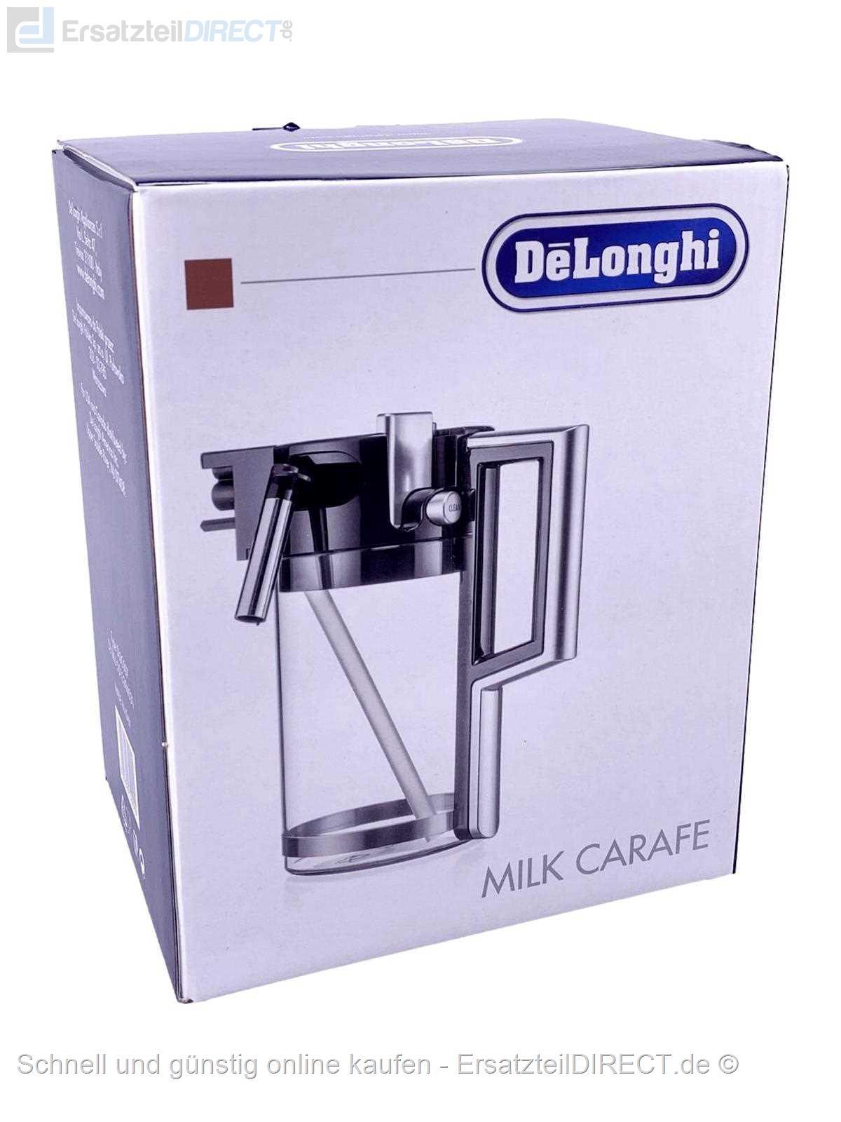 delonghi milchaufsch umer karaffe mit deckel esam. Black Bedroom Furniture Sets. Home Design Ideas