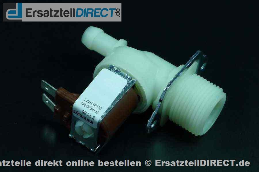 waschmaschine magnetventil 1fach 12mm ausgang 5610640010. Black Bedroom Furniture Sets. Home Design Ideas