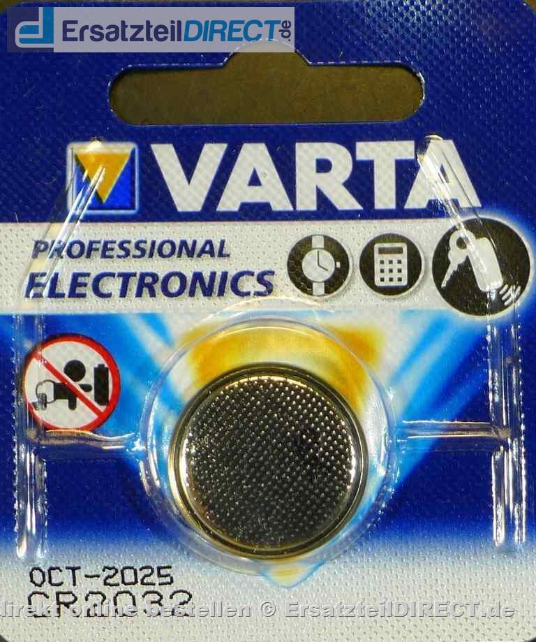 varta knopfzelle lithium 3volt cr2032 batterie 6032101401 cr2032 billig. Black Bedroom Furniture Sets. Home Design Ideas