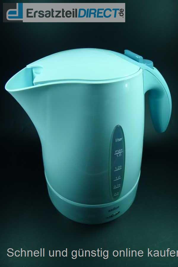 Braun wasserkocher ohne sockel wk200 210 3217 hg - Miito wasserkocher ...