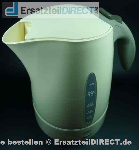 Braun wasserkocher ohne sockel wk200 210 3217 gb - Miito wasserkocher ...