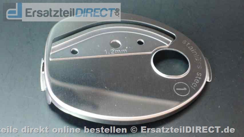 Philips Küchenmaschine Schneidescheibe fein HR7761 996510051818 ...