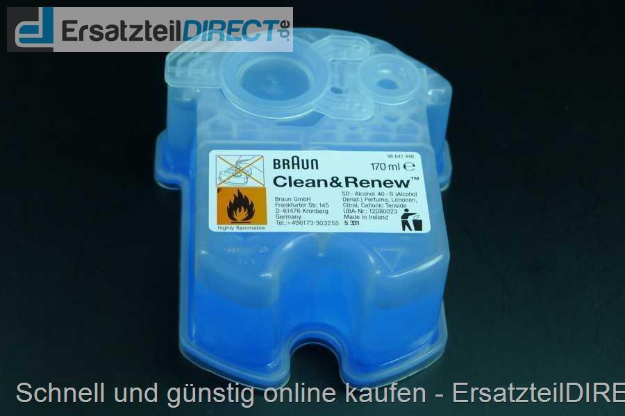 Braun CCR 3 Kartusche Syncro Activator Pulsonic S7 CCR_3