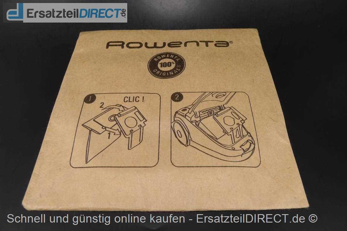 rowenta bodenstaubsauger beutel f r ro2123 ro2121 rs rt9976 billig kaufen. Black Bedroom Furniture Sets. Home Design Ideas