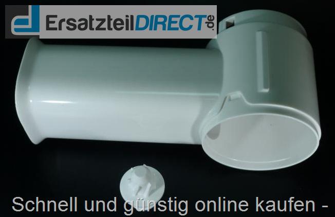 Krups Handrührer Zubehör Reibe Schacht 3 Mix 9000 SS