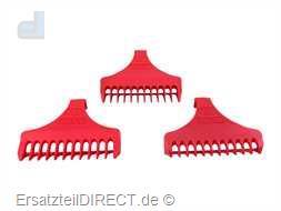 Wahl Haarschneider Kamm 3er Set 08081 08991 03059