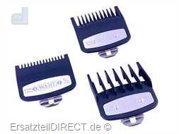 Wahl Haarschneider Kamm 3er Set - 0,5mm 1mm 1,5mm