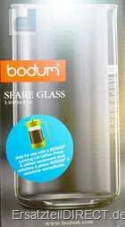 Bodum Ersatzglas 1.0L zu Kaffeebereiter (8 cups)