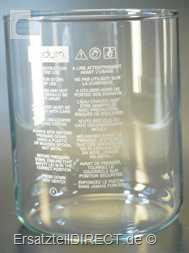 Bodum Ersatzglas 0.5L Kaffeebereiter Bistro Chamb.