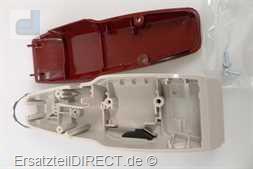 Moser Wahl Gehäuse-Set rot-grau zu Typ 1400 1406