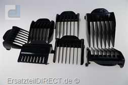 Carrera Haartrimmer Kamm-Set 6teilig 16133890