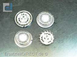 SilverCrest Scherköpfe 3er-Set für IAN 89083 96874